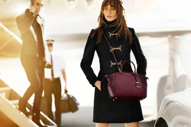 Michael Kors Fall 2015 Accessories AD Campaign 4