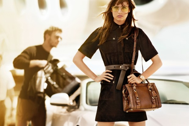 Michael Kors Fall 2015 Accessories AD Campaign 5