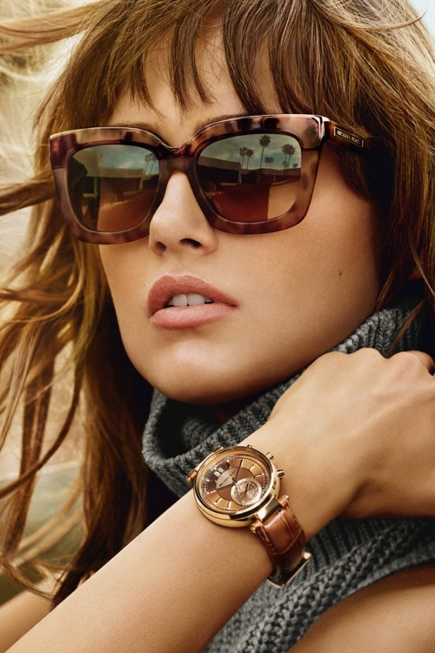 Michael Kors Fall 2015 Accessories AD Campaign