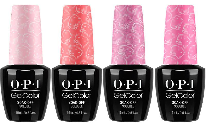 OPI Hello Kitty GelColor 2016 Nail Polish Collection 2