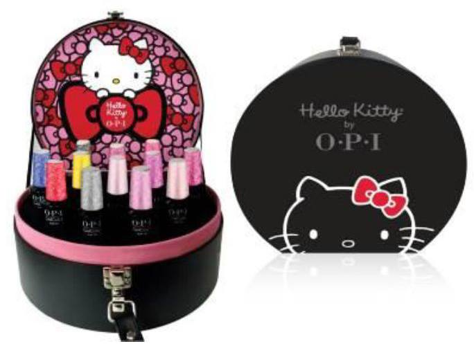 OPI Hello Kitty GelColor 2016 Nail Polish Collection