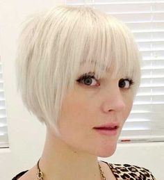 20 Hairstyles With Bangs To Inspire You For Fall 2015 10