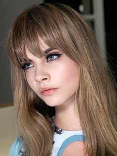 20 Hairstyles With Bangs To Inspire You For Fall 2015 12