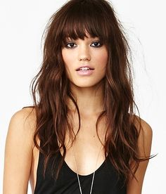 20 Hairstyles With Bangs To Inspire You For Fall 2015 14