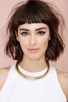 20 Hairstyles With Bangs To Inspire You For Fall 2015 22