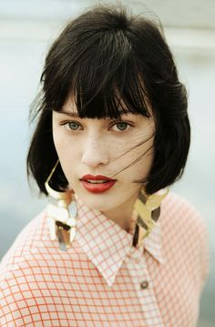 20 Hairstyles With Bangs To Inspire You For Fall 2015 8