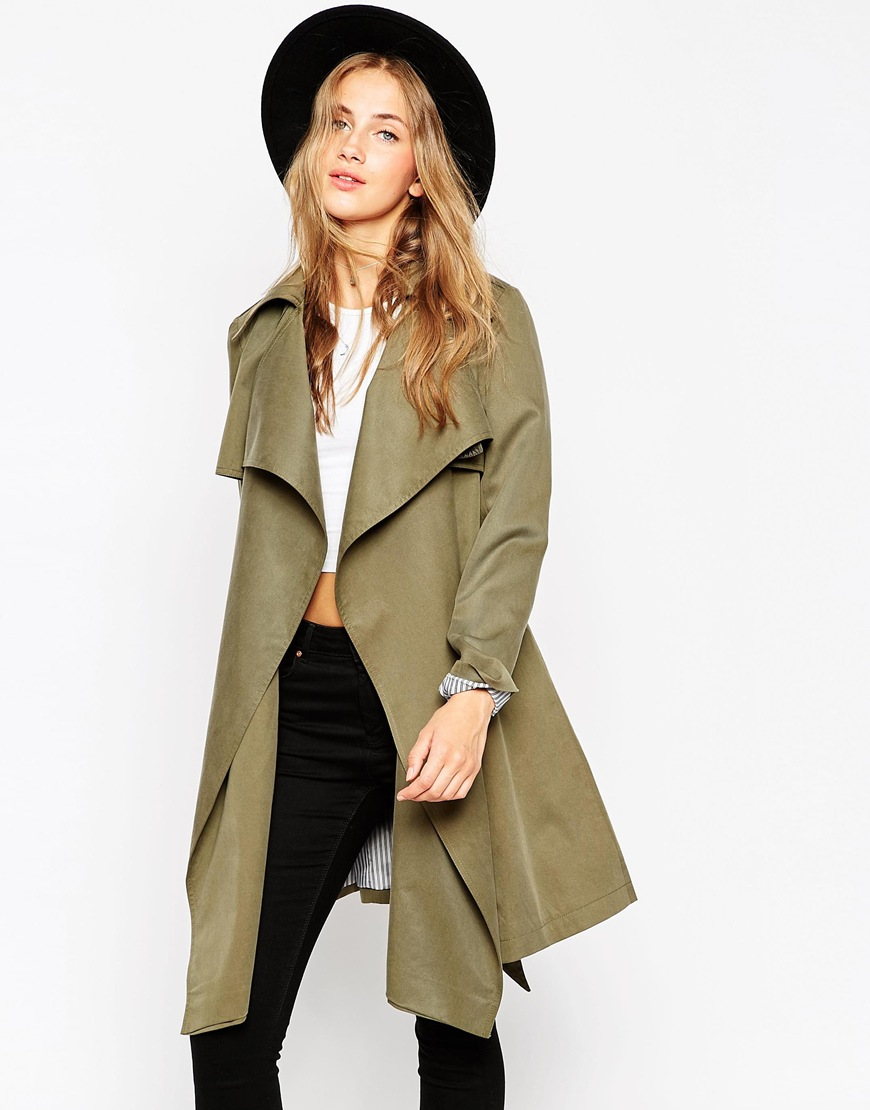 2015 Fall / Winter 2016 Coat & Jacket Trends - Fashion
