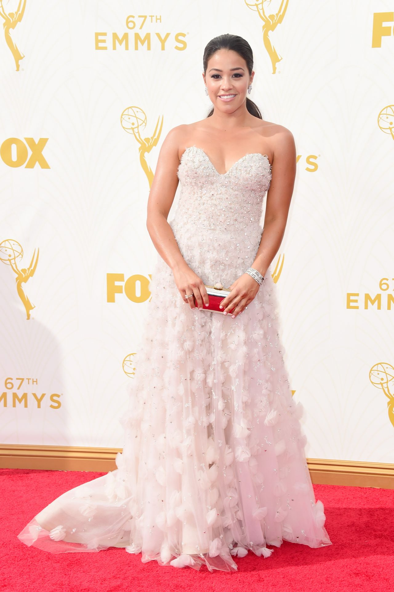 2015 Primetime Emmy Awards Best Dressed Fashion Trend Seeker