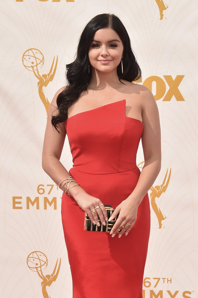 2015 Primetime Emmy Awards Makeup How To  Ariel Winter 2