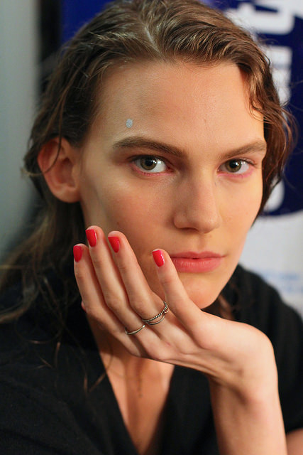 NYFW Spring - Summer 2016 Makeup How To Ohne Titel 2