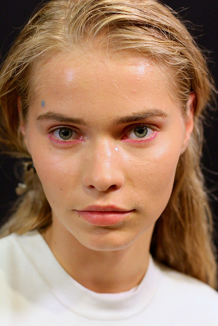 NYFW Spring - Summer 2016 Makeup How To Ohne Titel