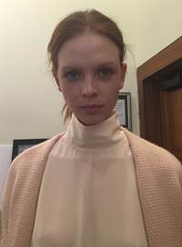 Ryan Roche SS16 Hair & Makeup