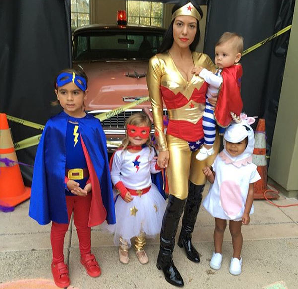 2015 Celebrities In Halloween Costumes 4
