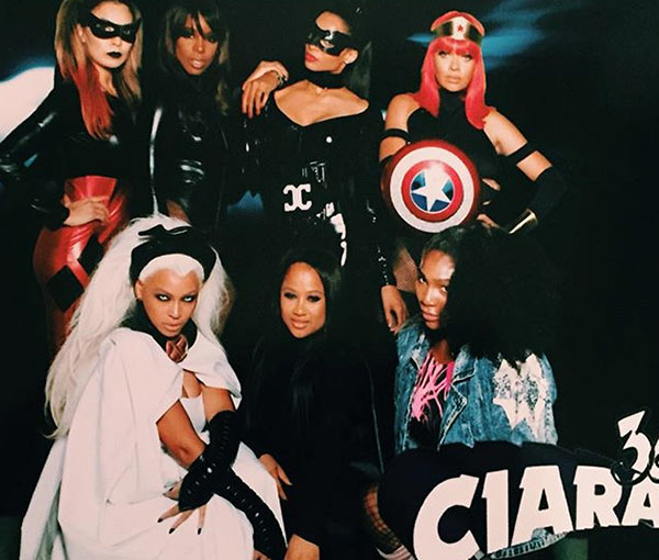 2015 Celebrities In Halloween Costumes