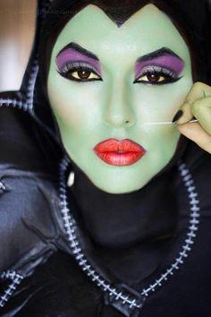 2015 Halloween Makeup Ideas 11
