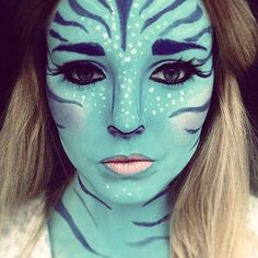 2015 Halloween Makeup Ideas 12