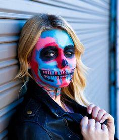 2015 Halloween Makeup Ideas 13