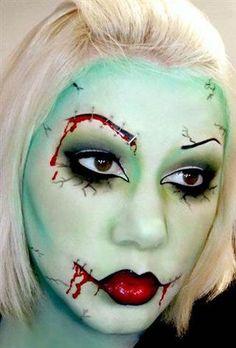 2015 Halloween Makeup Ideas 15