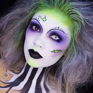 2015 Halloween Makeup Ideas 3