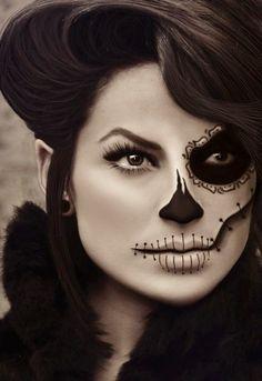 2015 Halloween Makeup Ideas 4