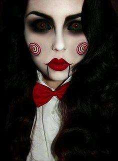 2015 Halloween Makeup Ideas 6