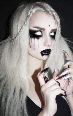 2015 Halloween Makeup Ideas 9