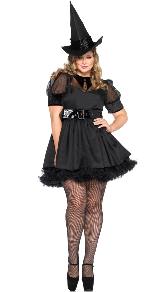 2015 Sexy Halloween Costumes Ideas For Plus Size Women 3