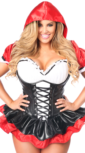 2015 Sexy Halloween Costumes Ideas For Plus Size Women  8