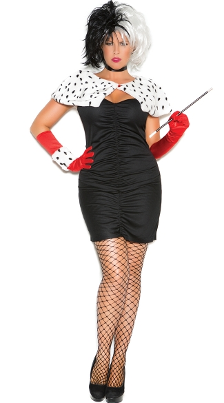 2015 Sexy Halloween Costumes Ideas For Plus Size Women 9
