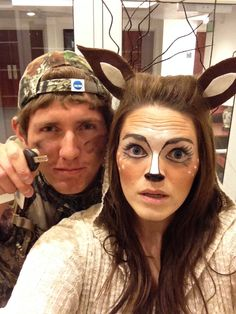 25 Creative Halloween Couple Costumes You Both Will Love