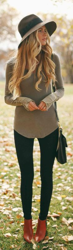 30 Fall Fashion Outfit Ideas For Every Body Type  14