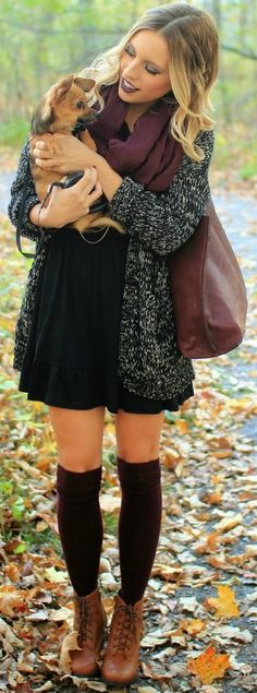 30 Fall Fashion Outfit Ideas For Every Body Type 16