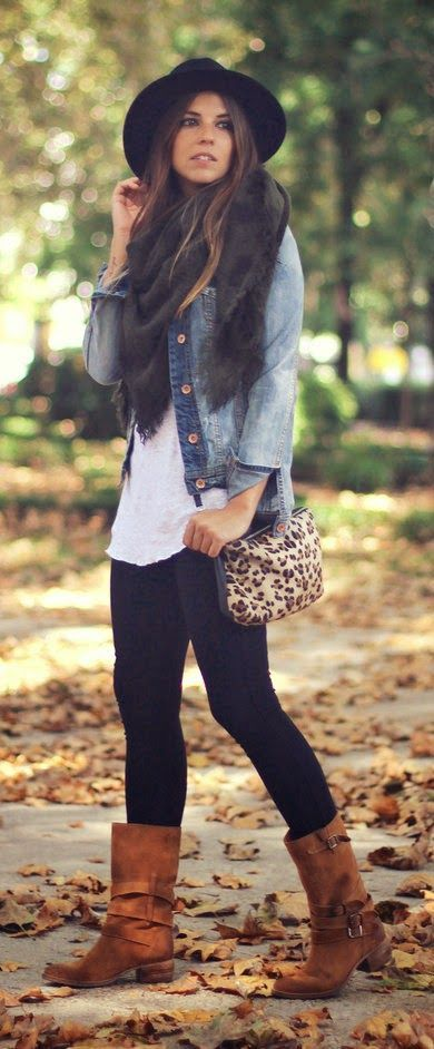 30 Fall Fashion Outfit Ideas For Every Body Type 21