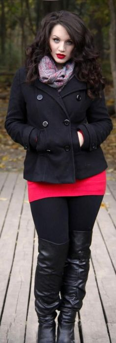 30 Fall Fashion Outfit Ideas For Every Body Type 25
