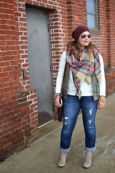 30 Fall Fashion Outfit Ideas For Every Body Type  5