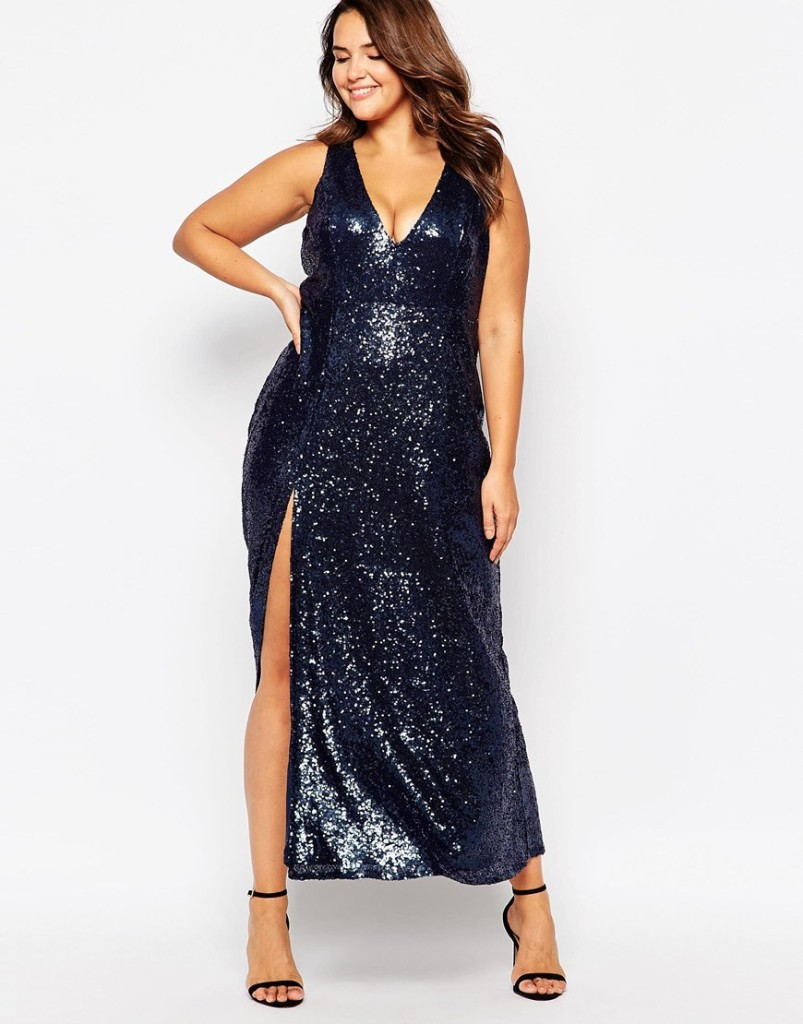 2016 New Years Eve Dresses For Plus Size Women