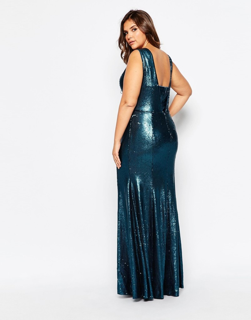New years eve maxi dress - Office max mobile