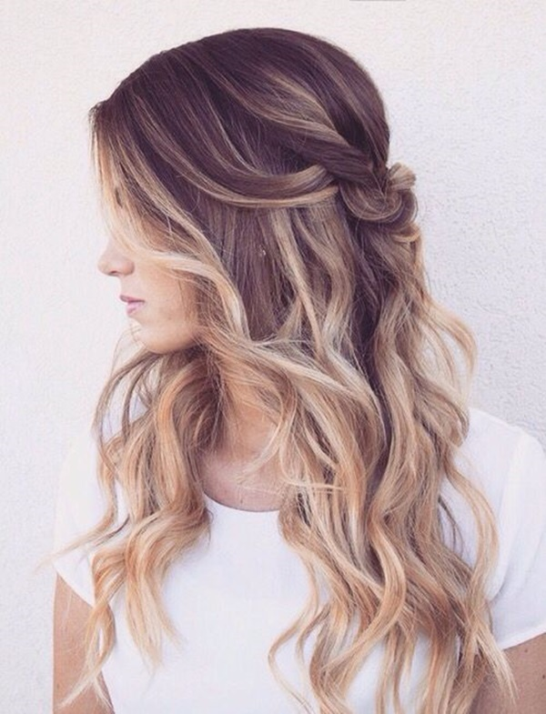 21 Hair Ideas To Love For Thanksgiving 18