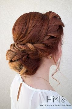 Hairstyle For Formal Occasion | Hair Color Ideas and Styles for 2018