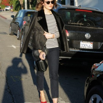 Celebrity Style – Best Dressed Looks of The Day 11-19-15 2