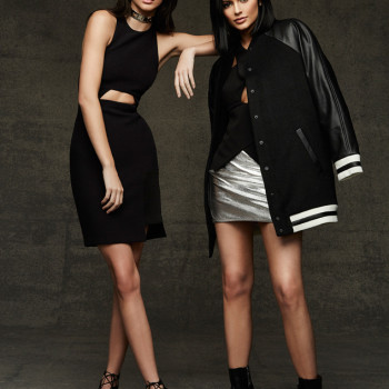 Kendall & Kylie Jenner x Topshop Holiday 2015 Collection 4