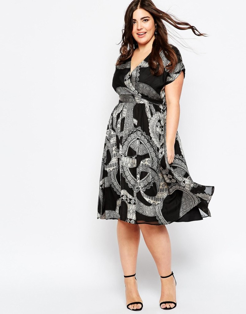 2015 Holiday Dress Ideas For Plus Size Women
