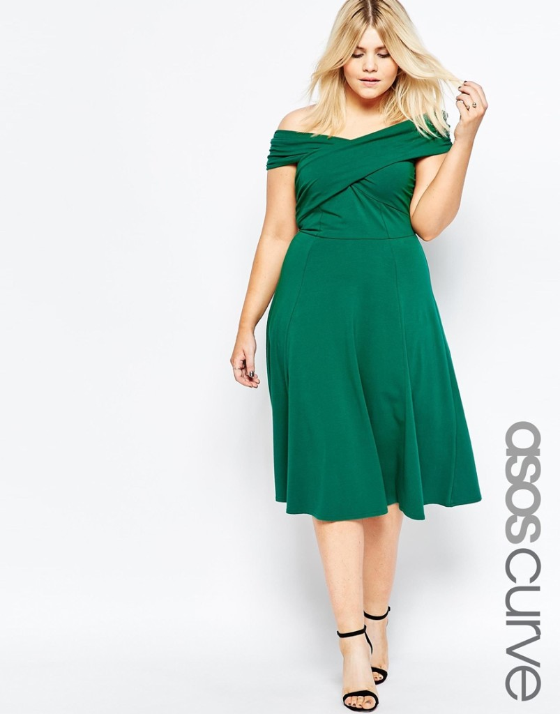 2015 Holiday Dress Ideas For Plus Size Women6