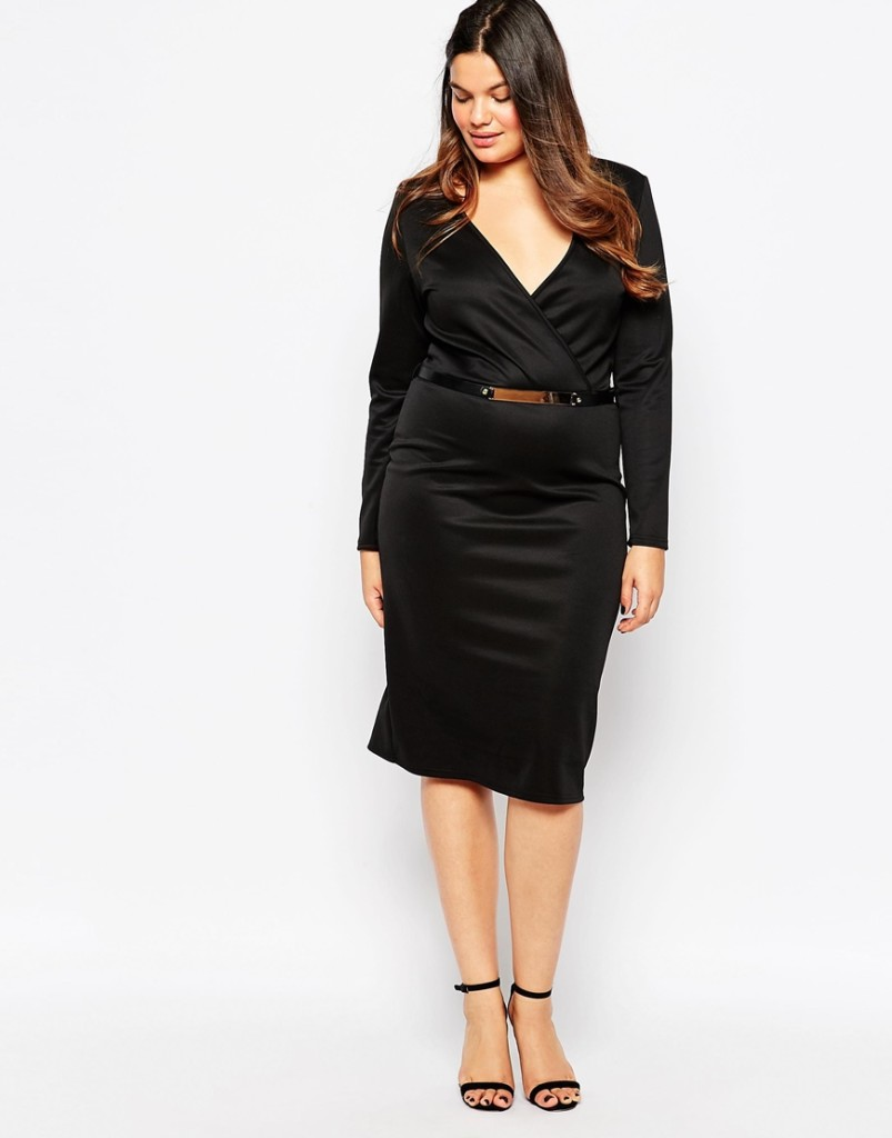 2015 Holiday Dress Ideas For Plus Size Women7