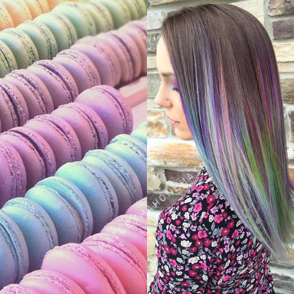 2016 Hair Color Trend – Macaron Colored Hair - Fashion Trend Seeker
