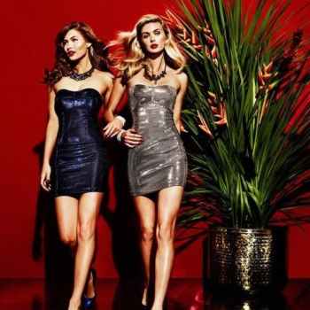 GUESS Holiday 2015 Ad Campaign 8