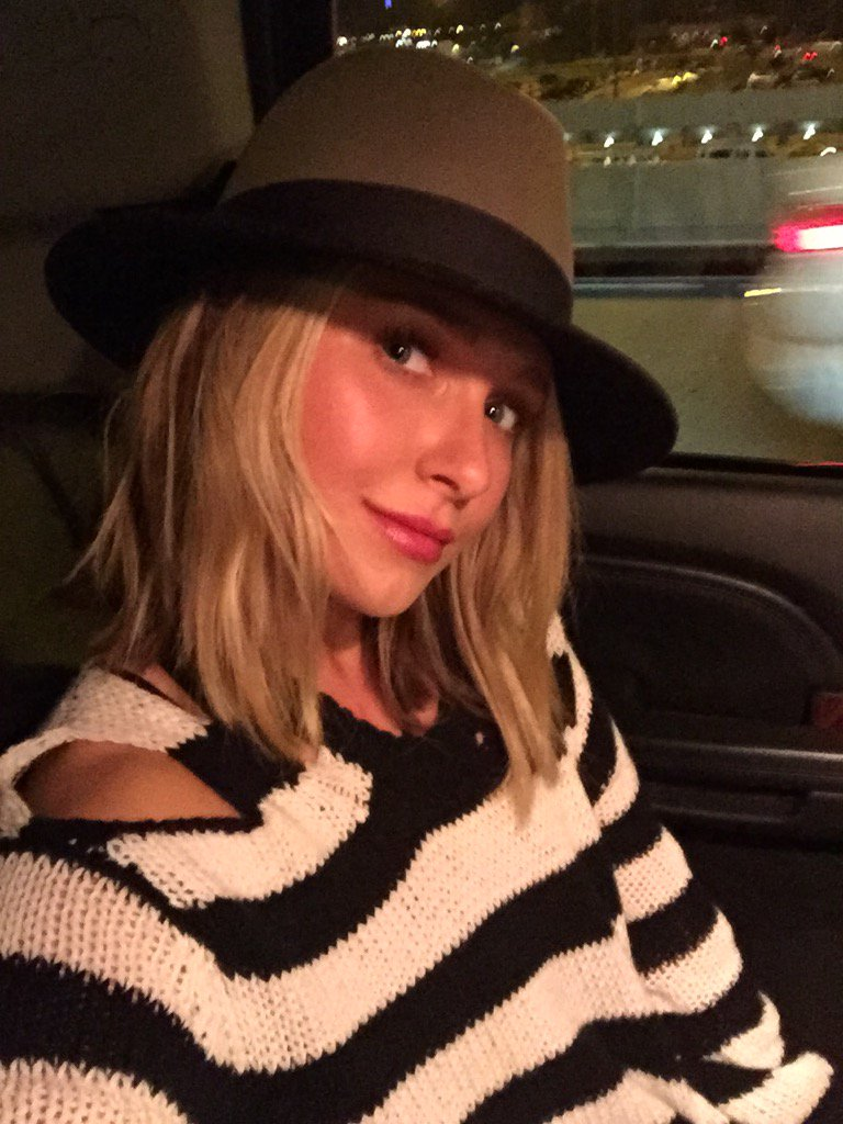 Hayden Panettiere Joins Bob Hair Club With Trendy New Haircut!
