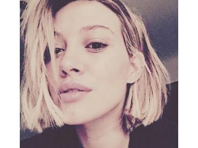 Hilary Duff Chops Off Her Mane With New Bob Haircut