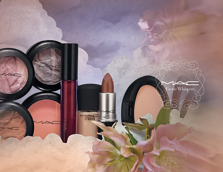MAC Faerie Whispers Collection for Holiday 2015 2