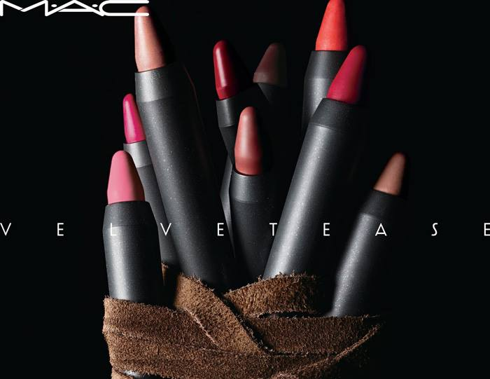 MAC Velvetease Spring 2016 Makeup Collection Fashion Trend Seeker